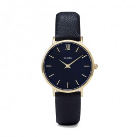 Cluse Minuit Gold / Midnight Blue