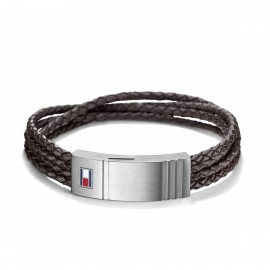 Tommy Hilfiger rannekoru Multi-Braid Plaque