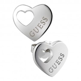 Guess korvakorut Heart Cut Out