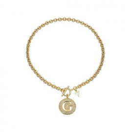 Guess kaulakoru Large Pave G Disc